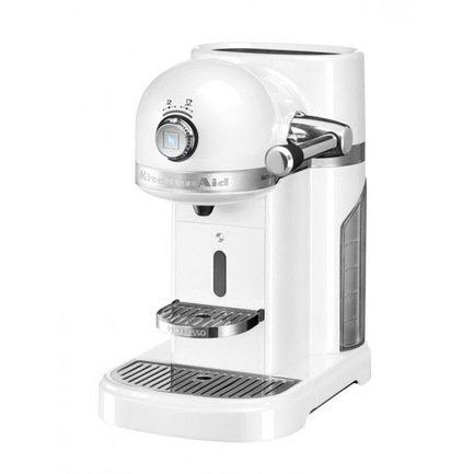 Кофемашина капсульная Artisan Nespresso с баком (1.4 л), морозный жемчугКофемашины<br><br><br>Серия: Кофемашина капсульная Artisan Nespresso