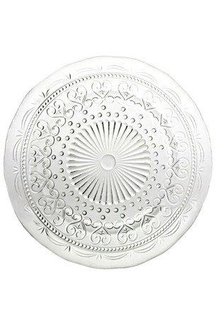 Тарелка Провенцале, 34 см, прозрачная