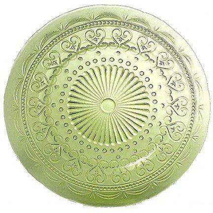Тарелка Провенцале, 34 см, светло-зеленая