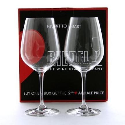 Набор фужеров Heart to Heart Cabernet/Merlot (800 мл), 24.7 см, 2 шт.Бокалы для красного вина<br>Элегантная форма бокала для красного вина отличается функциональностью. Широкое дно чаши бокала позволяет изысканному напитку раскрыть свой аромат и вкус. Именно такой бокал поможет насладиться утонченностью красного вина, сбалансированность его букета и бархатистую консистенцию.<br><br>Серия: Heart to Heart