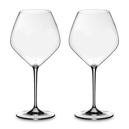 Набор фужеров Heart to Heart Pinot Noir (770 мл), 24.6 см, 2 шт.Бокалы для красного вина<br>Элегантная форма бокала для красного вина отличается функциональностью. Широкое дно чаши бокала позволяет изысканному напитку раскрыть свой аромат и вкус. Именно такой бокал поможет насладиться утонченностью красного вина, сбалансированность его букета и бархатистую консистенцию.<br><br>Серия: Heart to Heart