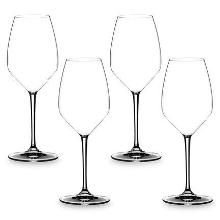 Набор фужеров Heart to Heart Riesling/Sauvignon Blanc (460 мл), 24 см, 4шт.Бокалы для белого вина<br>Изысканность белых вин, их богатый аромат и длительное послевкусие лучше всего ощущается именно бокале, специально разработанном для подачи белых вин. Молодое белое вино в этом бокале дарит свою свежесть, а выдержанное – в полной мере позволяет ощутить свой характерный вкус.<br><br>Серия: Heart to Heart