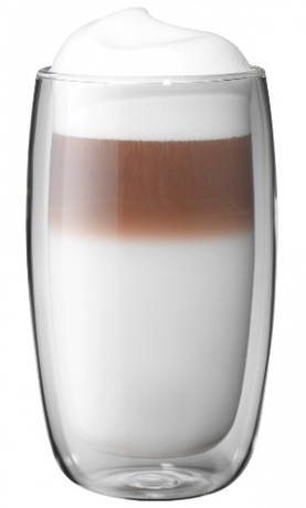 Набор стаканов для латте макиато (350 мл), 2 шт.