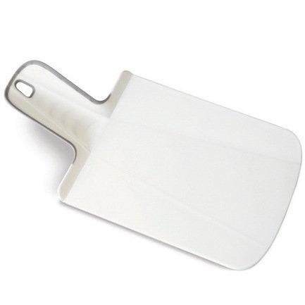 Доска разделочная Chop2Pot, мини, 31.8х2х17 см, белая