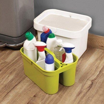 Органайзер для моющих средств Clean&Store, 272635.5 см, белый