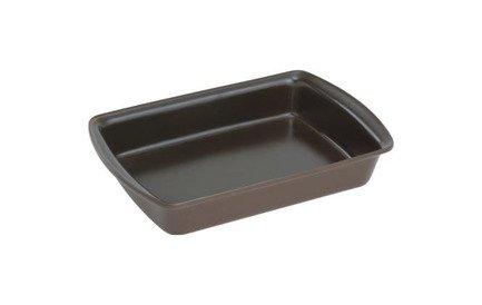 Форма для запекания прямоугольная (2 л ), 30x20 см, шоколад