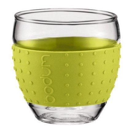 Набор бокалов Pavina (0.35 л), 8.2х8.2х8.7 см, лимонный, 2 шт.Бокалы для воды и сока<br><br><br>Серия: Pavina