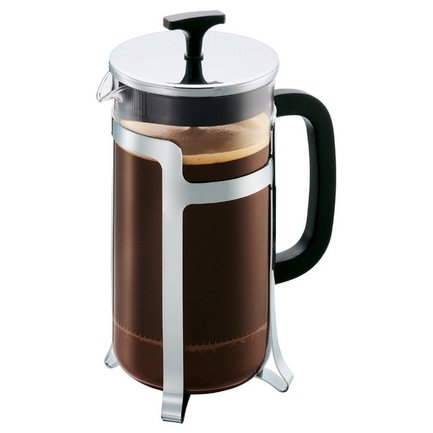 Кофейник с прессом Jesper (1 л), 21.9х16.5х10.2 см