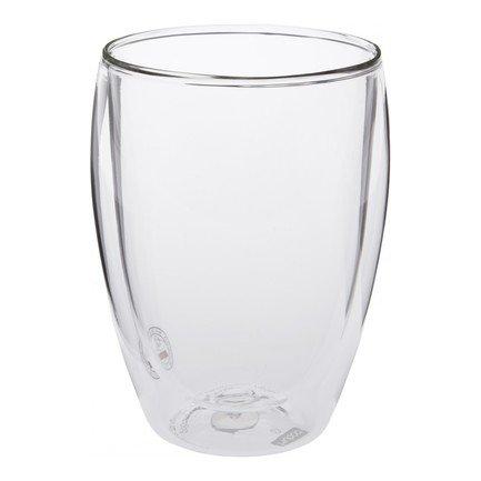Набор термобокалов Pavina (0.36 л), 8.8х11.6 см, прозрачный, 2 шт.Термобокалы<br>Термобокалы Pavina отличаются   эффектным дизайном, изготовлены из боросиликатного стекла, имеют утолщенные   стенки. Благодаря этому вы сможете пить, наслаждаясь игрой цвета и не боясь   обжечься, если напиток будет горячим. Коллекция представлена экземплярами   разных размеров и цветов. Подходят как для прохладительных, так и для   горячительных напитков.<br><br>Серия: Pavina