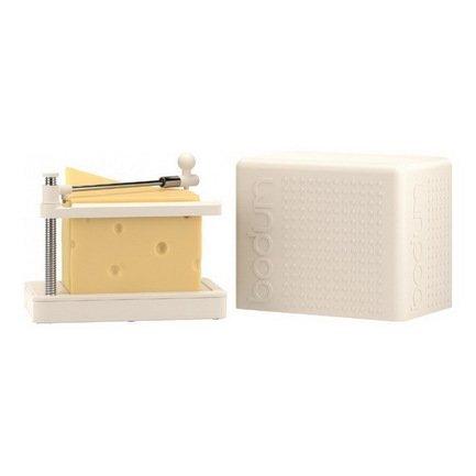 Сырорезка струнная Bistro, 16х15 см, белая Bodum 11546-913