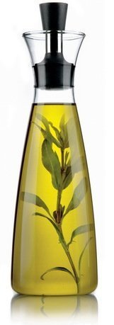 Графин для масла и уксуса Eva Solo Drip-free, прозрачный, 8x25.5 см (0.5 л)Бутылки для Масла и Уксуса<br><br><br>Серия: Drip-free