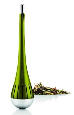 Емкость для заваривания чая Eva Solo Tea egg, зеленая, 3.5x15 см