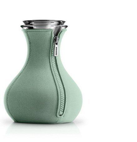 Чайник заварочный Eva Solo Tea maker в неопреновом чехле, лунно-зеленый, 14.5x18.5 см (1 л)