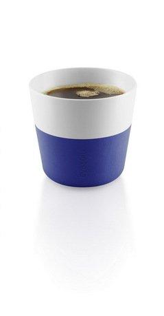 Чашки для лунго Eva Solo Lungo, синие, 8.5x8 см (230 мл), 2 шт.