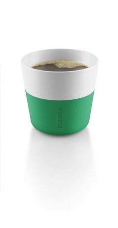 Чашки для лунго Eva Solo Lungo, ярко-зеленые, 8.5x8 см (230 мл), 2 шт.