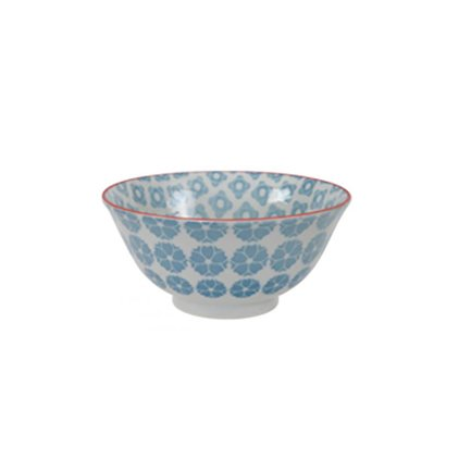 Чаша Tokyo Design Colored, синяя, 15.5x7 см