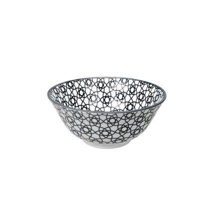 Чаша Tokyo Design Nippon, черная, 15.2x6.7 см