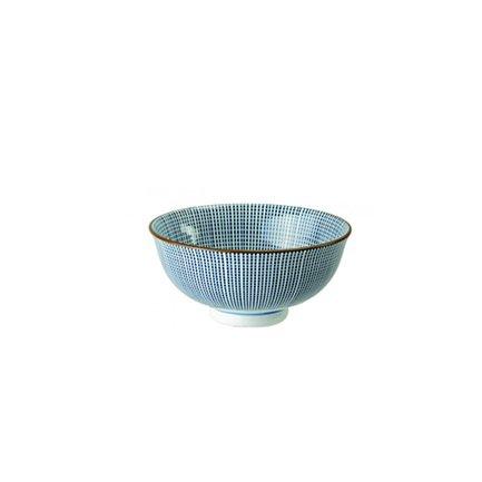 Чаша Tokyo Design Sendan, синяя, 11.8 смСалатницы, Супницы<br><br><br>Серия: Sendan