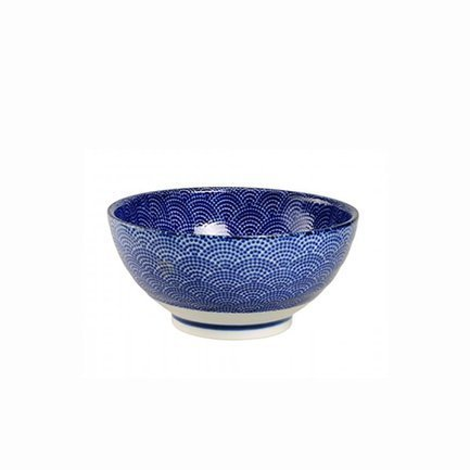 Чаша Tokyo Design Nippon, синяя, 18.5x9 см