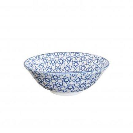 Чаша Tokyo Design Nippon, синяя, 21x7.8 см
