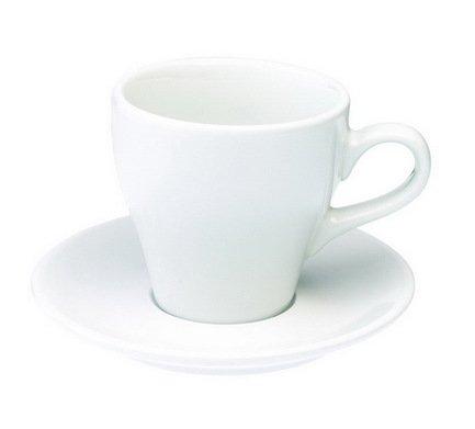 Чайная пара Loveramics Tulip (0.28 л), белаяЧашки и Кружки<br><br><br>Серия: Loveramics Tulip<br>Состав: Чашка (0.28 л), 9х9 см - 1 шт., Блюдце, 15х2 см - 1 шт.