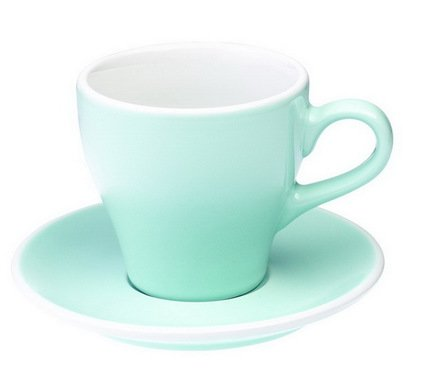 Чайная пара Loveramics Tulip (0.28 л), голубая