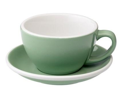 Чайная пара Loveramics Egg (0.3 л), зеленая