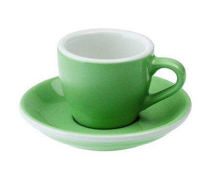 Чашка Loveramics Egg (0.08 л), 6.5х5.5 см, зеленаяЧашки и Кружки<br><br><br>Серия: Egg