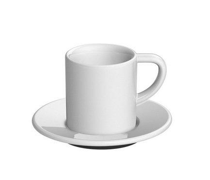 Кофейная пара Loveramics Bond (0.08 л), синяя