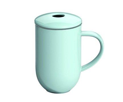 Кружка с ситечком Loveramics Pro Tea (0.45 л), 13х8.5х13.5 см, голубая