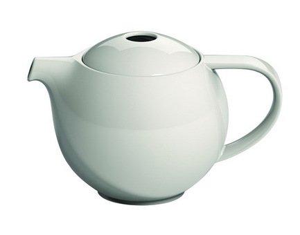 Чайник Loveramics Pro Tea (0.9 л), 21х14.5 см, белый