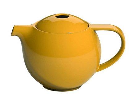Чайник Loveramics Pro Tea (0.9 л), 21х14.5 см, желтый
