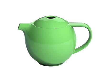 Чайник Loveramics Pro Tea (0.6 л), 18.5х12 см, зеленый