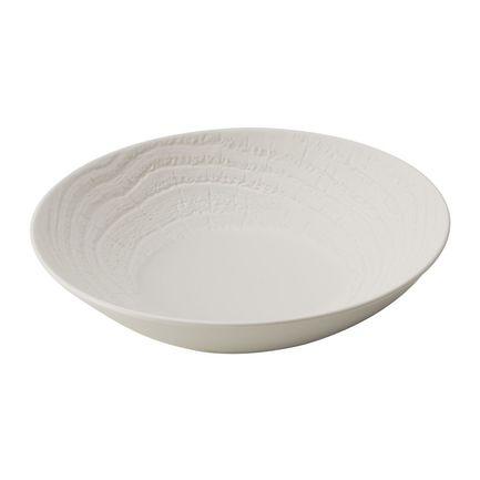 Глубокая тарелка Арборесанс, 24х5.7 см, слоновая кость (AR1124-212)