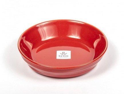 Форма для крем-брюле Фруаз (200 мл), 14 см, красный перецФормы для запекания<br>Форма из жаропрочной керамики поможет вам приготовить настоящее крем-брюле. Эта посуда с легкостью выдержит высокую температуру в духовке и позволит остудить готовое блюдо в холодильнике. Кроме того, она будет очень красиво смотреться на любом праздничном столе.<br><br>Серия: Froisses