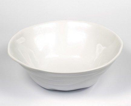 Салатник Фруаз (4 л), 32 см, белый (FR14400-88)Салатницы, Супницы<br>Широкая и вместительная чаша для салата рассчитана на несколько порций. Салатник незаменим при сервировке праздничного стола. Также его можно использовать для смешивания ингредиентов.<br><br>Серия: Froisses