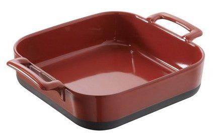 Квадратная форма для выпечки Эклипс (0.35 л), 13 см (BCE1813-137)Формы для запекания<br>В изящных фарфоровых формах вы сможете запекать овощи, кусочки мяса и рыбы. Прямоугольная форма станет универсальным помощником для любителей готовить в духовке. Свежеприготовленное блюдо лучше не вынимать из посуды для запекания, подавая к столу. Дизайн и изящество фарфоровой посуды украсит сервировку стола и усилит аппетитный вид блюд.<br><br>Серия: Eclipse