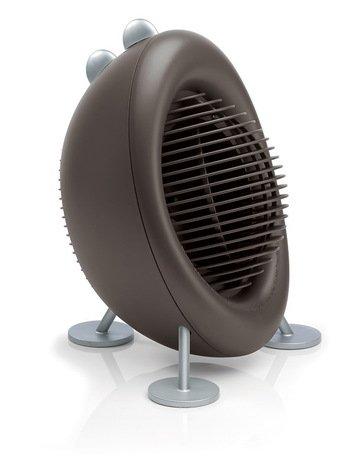 Тепловентилятор Max air heater bronze, 29x37x27 см, бронзовыйУвлажнители и Очистители воздуха<br>Компактный тепловентилятор Max вам обязательно понравится своим стильным дизайном, яркой расцветкой и хорошим набором функциональных качеств. В нем есть 3 режима работы, в том числе и функция защиты от замерзания, которая не даст температуре опуститься ниже 5&amp;deg; С, термостат, позволяющий регулировать уровень нагрева и терморегулятор. Прибор может работать в качестве вентилятора в режиме холодного воздуха. Тепловентилятор работает практически бесшумно, не нарушая комфортное пребывание в помещении. Он отлично обогревает помещение площадью 17 кв.м.     Характеристики:   Высота: 37 см  Ширина: 29 см  Глубина: 27 см  Мощность: 800/2000 Вт  Уровень шума: не более 40 дБ  Вес: 2.5 кг<br>