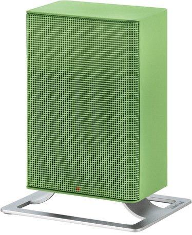 Обогреватель керамический Anna little lime, 23.6х14.6х9.5 см, лаймУвлажнители и Очистители воздуха<br>Компактный керамический обогреватель Anna - это безопасный способ создать комфортные условия в помещении. Керамический нагревательный элемент, установленный в обогревателе, не сжигает кислород, и не подвержен термическому и механическому износу, обеспечивая долгий срок службы прибору. Обогреватель имеет 2 уровня мощности: для активного обогрева и поддержания температуры на необходимом уровне в автоматическом режиме. Удобная функция отключения при опрокидывании гарантирует абсолютную безопасность, особенно это актуально в доме, где есть дети и домашние животные.     Характеристики:   Высота: 23.6 см  Ширина: 14.6 см  Глубина: 9.5 см  Мощность: 700/1200 Вт  Уровень шума: не более 46 дБ  Вес: 1.5 кг<br>