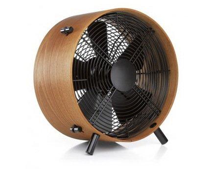 Вентилятор Otto Fan Bamboo, в деревянном корпусеУвлажнители и Очистители воздуха<br><br>