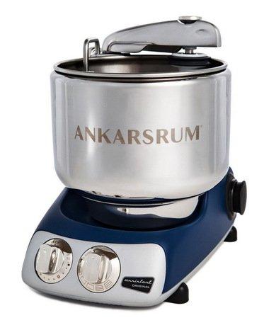 Кухонный комбайн Original Assistant AKM6220RB (7 л), базовый комплект, 26.8х36х40 см, королевский синий