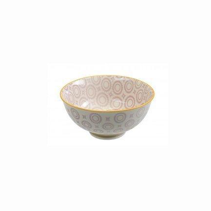 Чаша Tokyo Design Colored, сиреневая, 12x5.6 смСалатницы, Супницы<br>Фарфоровая чаша небольшого диаметра не только красива, но и довольно практична и удобна. Ее предназначение – порционная подача салатов и закусок. Также она может использоваться как пиала для индивидуальной подачи каш, супов или лапши или общих закусок и салатов, которые сервируются маленькими порциями.<br><br>Серия: Colored