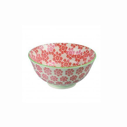Чаша Tokyo Design Colored, красная, 15.5x7 см