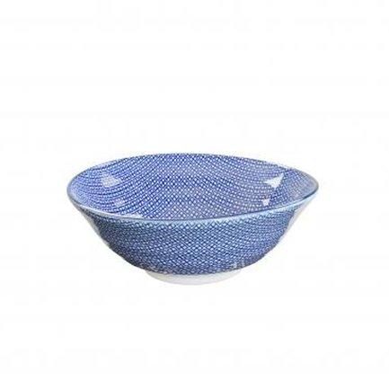 Чаша Tokyo Design Nippon Square, синяя, 21x7.8 см
