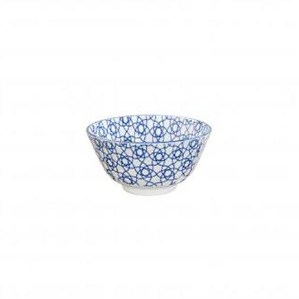 Чаша Tokyo Design Nippon, синяя, 12x6.4 см