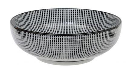 Чаша Tokyo Design Sendan, черная, 12.5x4.2 смСалатницы, Супницы<br>Фарфоровая чаша небольшого диаметра не только красива, но и довольно практична и удобна. Ее предназначение – порционная подача салатов и закусок. Также она может использоваться как пиала для индивидуальной подачи каш, супов или лапши или общих закусок и салатов, которые сервируются маленькими порциями.<br><br>Серия: Sendan