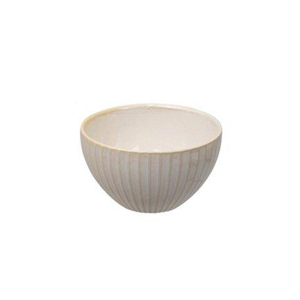 Чаша Tokyo Design Textured, белая, рельефная, 9x5.4 см (180 мл)