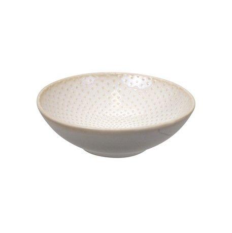Чаша Tokyo Design Textured, белая, рельефная, 11x3.5 см