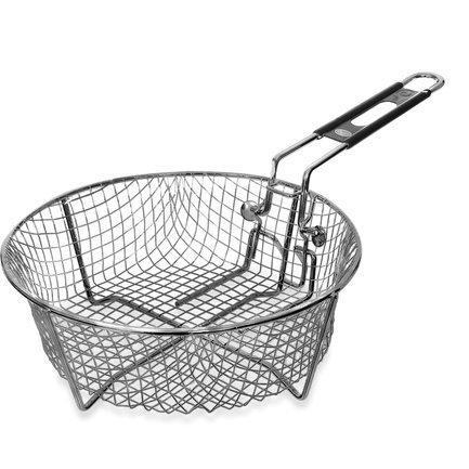 Корзинка для фритюра глубокая, 28 см