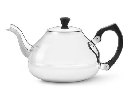 Чайник заварочный Ceylon (1.25 л), черный